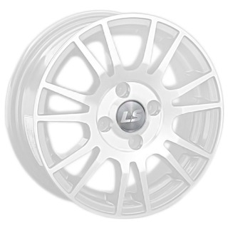 LS Wheels LS307 6x15/4x98 D58.6 ET32 White