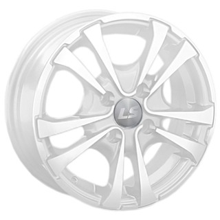 LS Wheels LS309 6x15/4x100 D73.1 ET45 White
