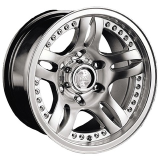 Racing Wheels H-152 8x16/5x150 D112.2 ET0 Chrome