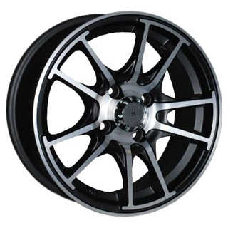 NZ Wheels NZ1152 6x14/4x98 D58.6 ET38 BKF