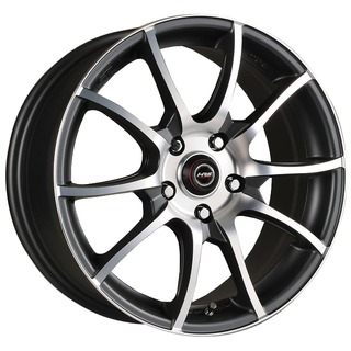 Racing Wheels H-470 7x17/5x114.3 D67.1 ET40 BK F/P