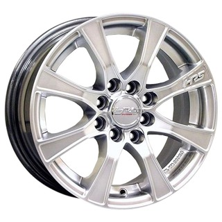 Racing Wheels H-476 5.5x13/4x98 D58.6 ET38 Silver